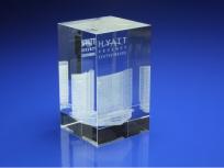 <p><em><strong>Материалы:</strong>оптическое стекло</em></p> <p><em><strong>Технологии:</strong> лазерная гравировка внутри стекла</em></p> <p><strong><em>Размер,мм:</em></strong><em>60х60х100</em></p> <p><strong><em>Примерная стоимость, руб:</em></strong><em>2 500</em></p> <p><em><em>изделия изготавливаются по Вашим индивидуальным требованиям,</em><em>стоимость зависит от сложности изготовления, материалов и тиража</em></em></p>