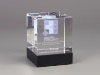 <p><em><strong>Материалы:</strong>оптическое стекло,камень долерит</em></p> <p><em><strong>Технологии:</strong>лазерная гравировка внутри стекла, УФ склейка</em></p> <p><em><strong>Функциональность:</strong>светодиодная подсветка</em></p> <p><strong><em>Размер,мм:</em></strong><em>130х100х100</em></p> <p><em><strong><em><strong>Примерная стоимость, руб.:</strong></em></strong><em>2 900</em></em></p> <p><em><em><em><em><em>изделия изготавливаются по Вашим индивидуальным требованиям,</em><em>стоимость зависит от сложности изготовления, материалов и тиража</em></em></em></em></em></p>